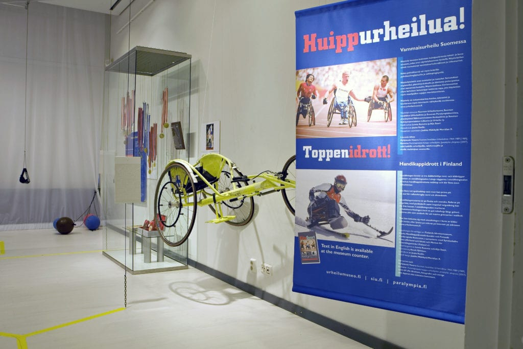 2009 Elite Sport – Disability Sports in Finland