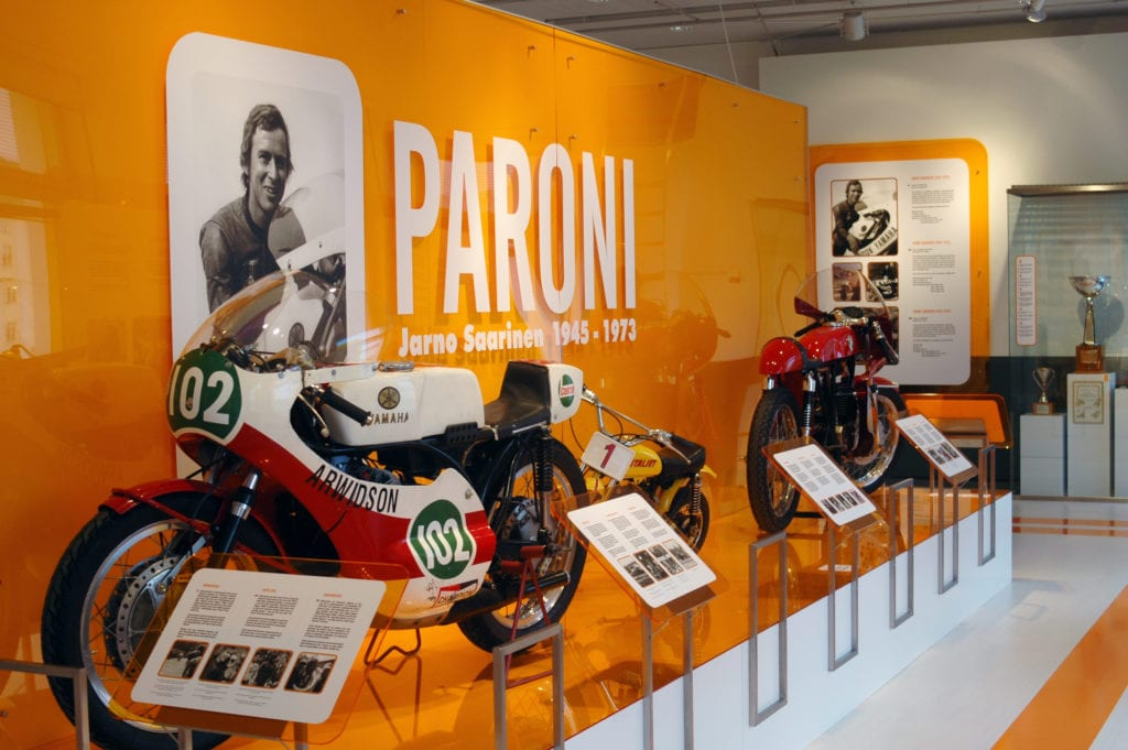 2010 The Baron – Jarno Saarinen 1945–1973