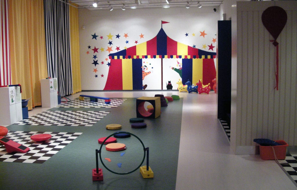 2011 Children's Weeks – Sporting Circus