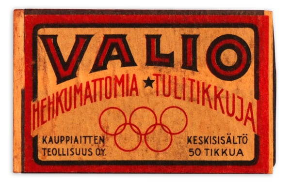 Helsinki Olympic Games 1940 The Sports Museum of Finland
