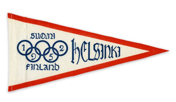 Olympic pennant