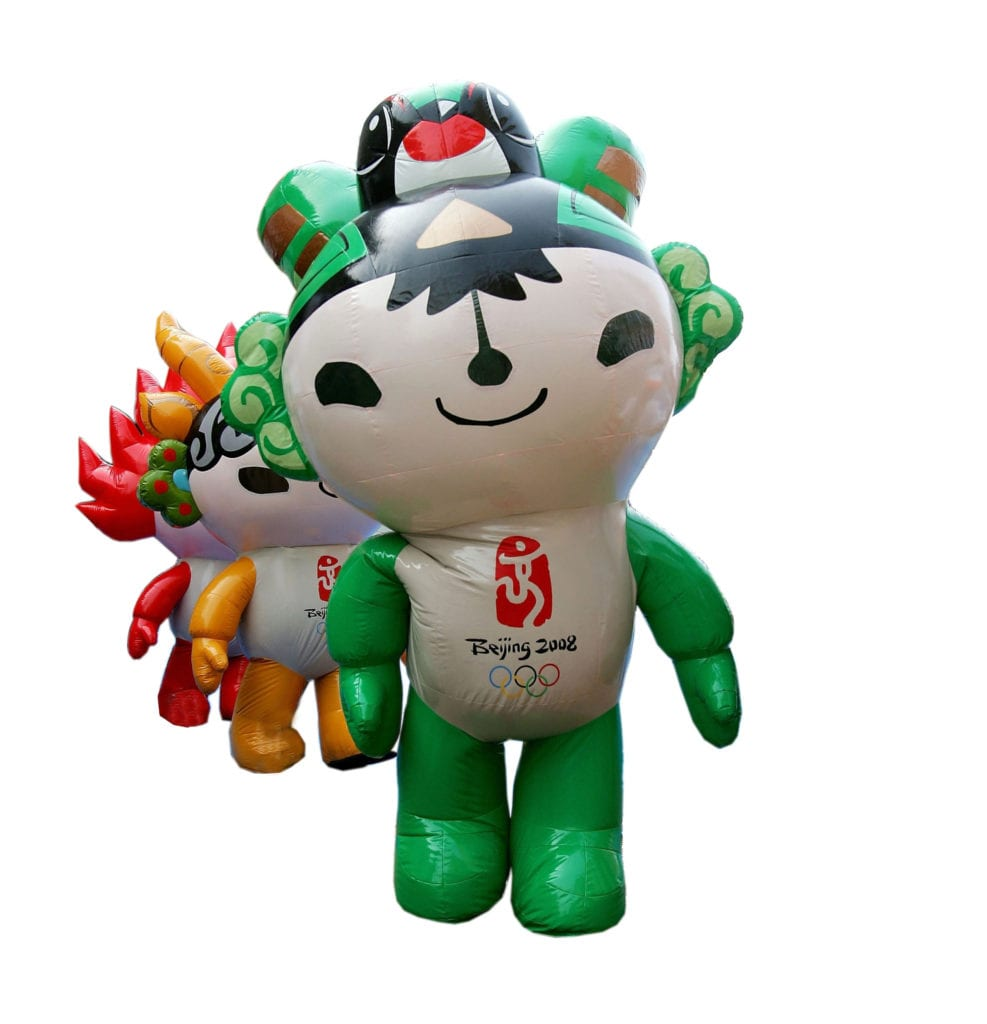 2008 Children's Weeks – Chinese Sports